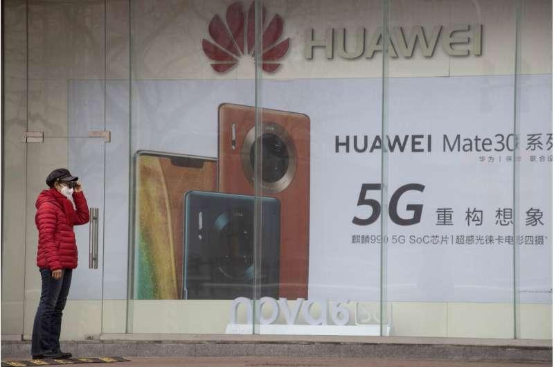 China's Huawei says '19 sales up 19% despite U.S. sanctions