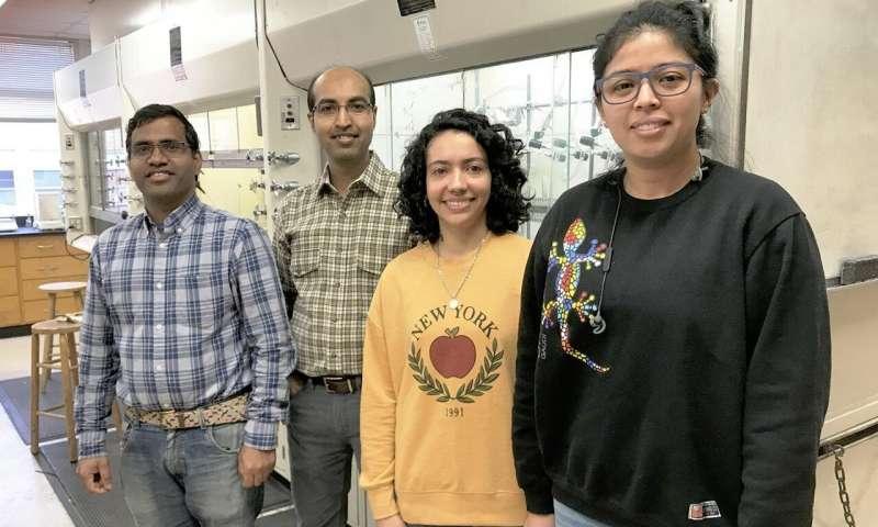 Clemson researcher's novel MOF is potential next-gen semiconductor