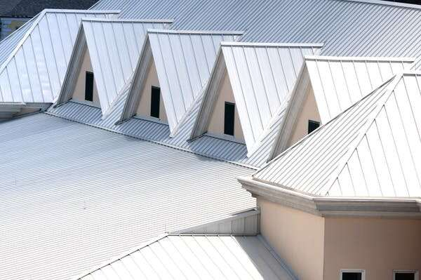 Climate explained: how white roofs help to reflect the sun's heat