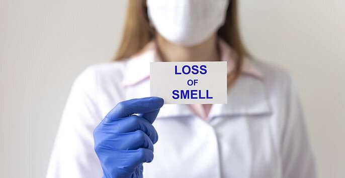 Connection between COVID-19 and loss of smell uncovered by research team