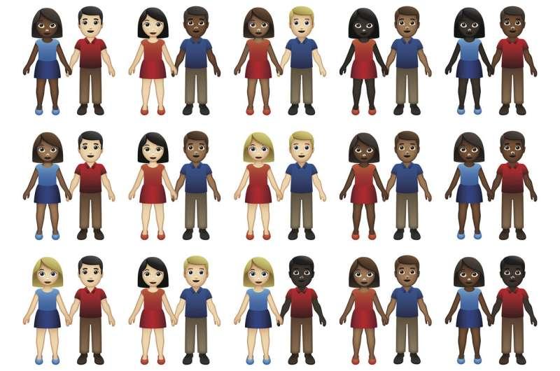 Cooper Hewitt acquires two emoji that symbolize inclusion