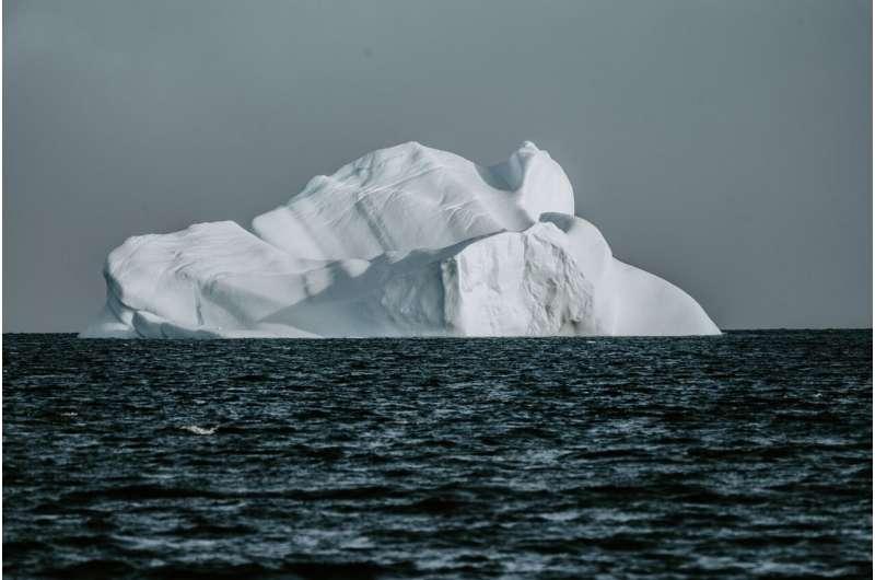 Copernicus satellites keep eyes on icebergs for Vendée Globe