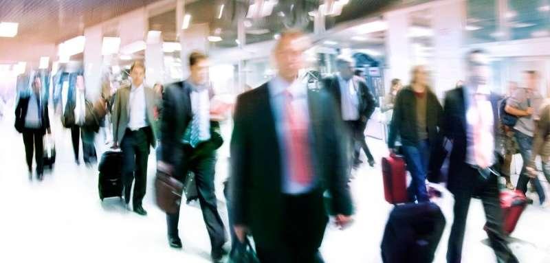 COVID-19 lockdown data shows men travelled 48% more than women