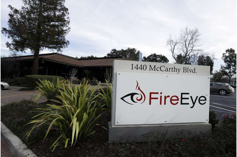 Cybersecurity firm FireEye says was hacked by nation state