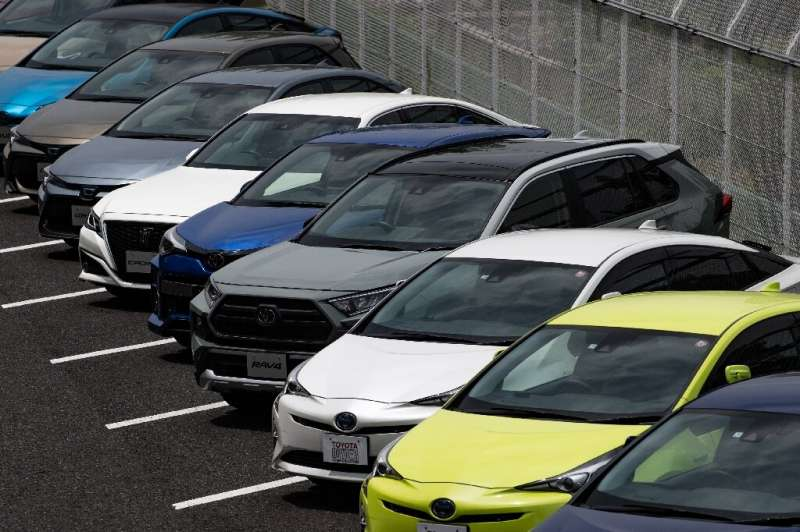 Dealerships have also been slammed by the pandemic