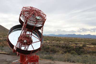 Detection of Crab Nebula shows viability of innovative gamma-ray telescope