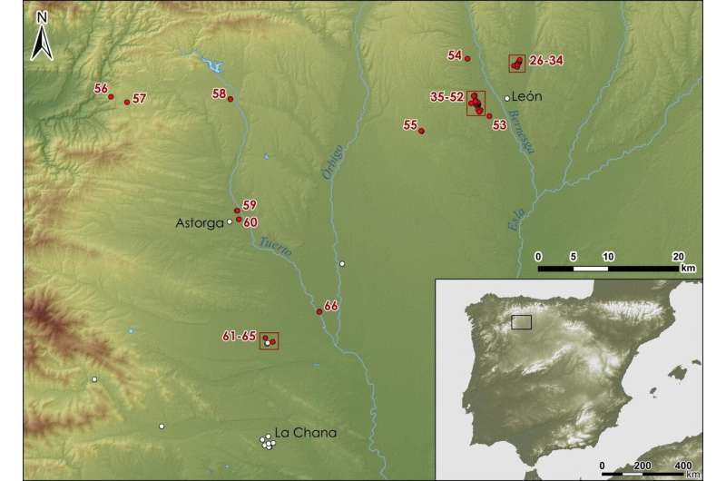 Discovery of 66 new Roman Army sites shows more clues about one of the empire