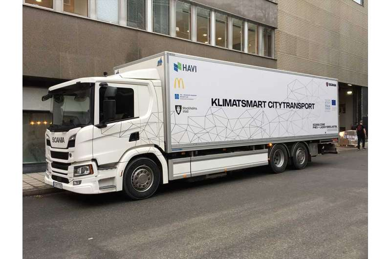 Electric bikes and silent trucks to green goods deliveries