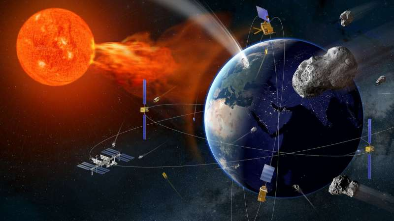 ESA highlights protection for our planet ahead of Asteroid Day