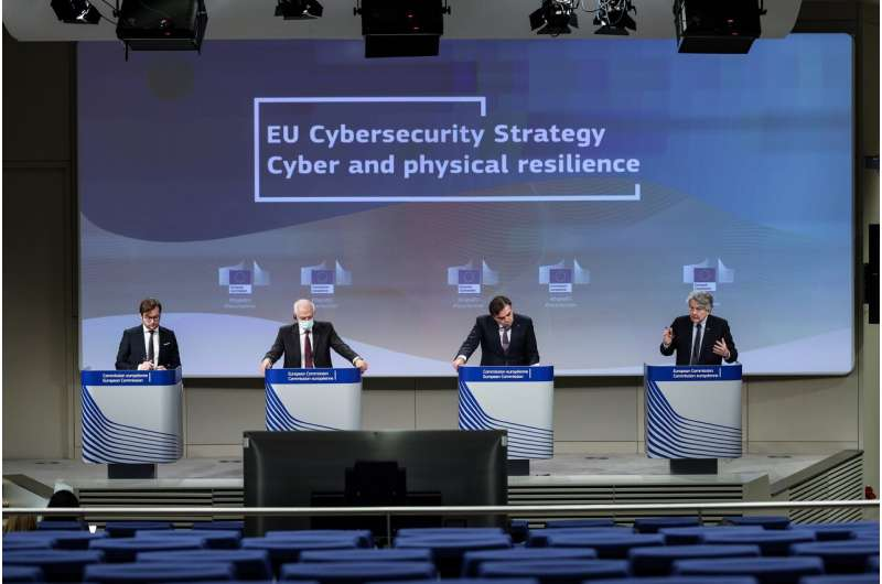 EU unveils revamp of cybersecurity rules days after hack