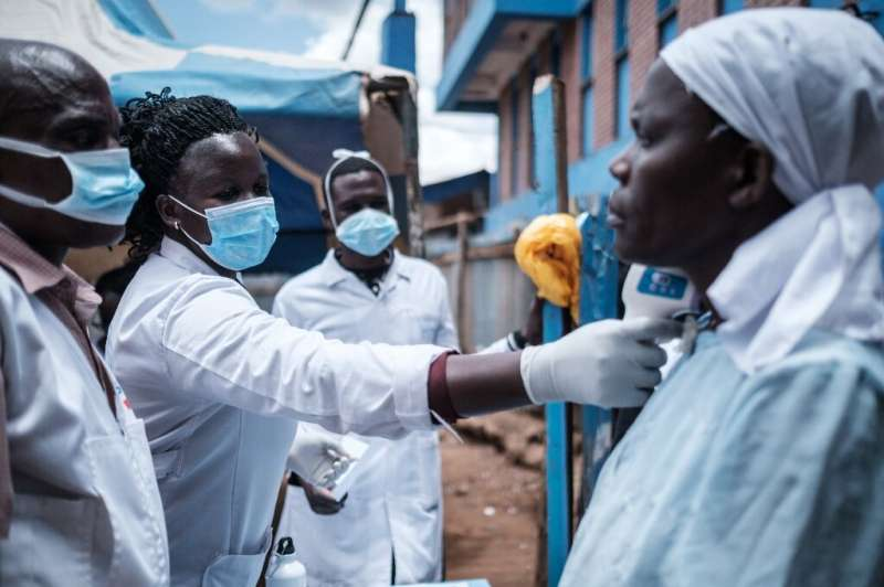 Experts warn that up to 3 billion people lack access to soap and clean water—vital safeguards against the coronavirus