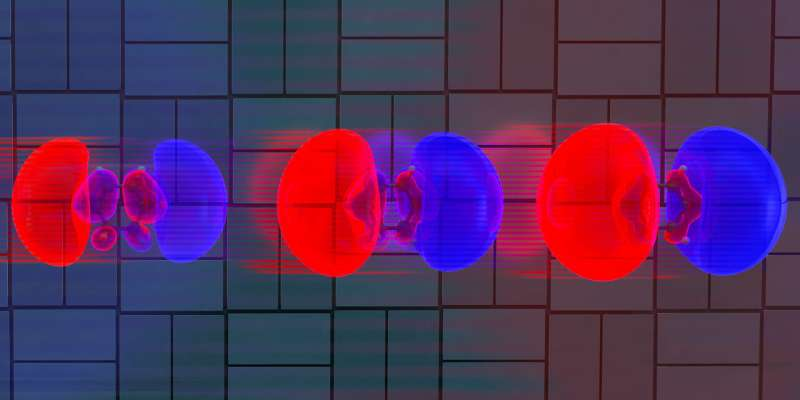 First direct look at how light excites electrons to kick off a chemical reaction