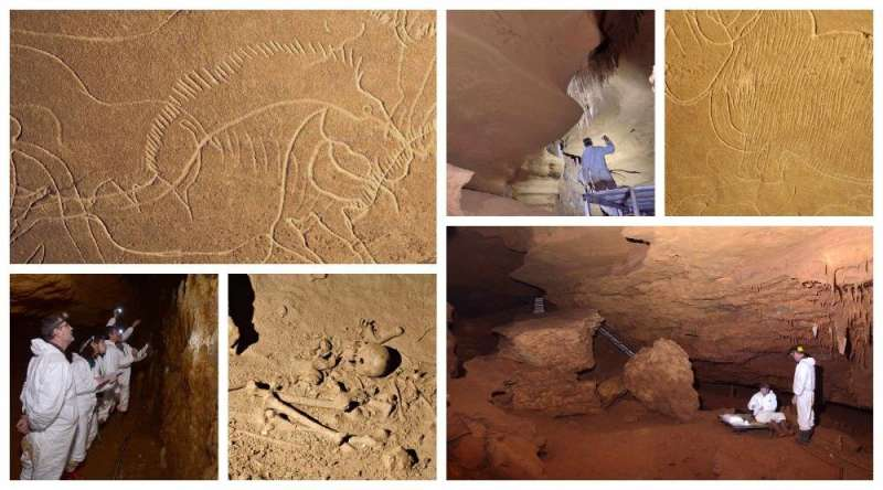 French cave reveals secrets of life and death from the ancient past