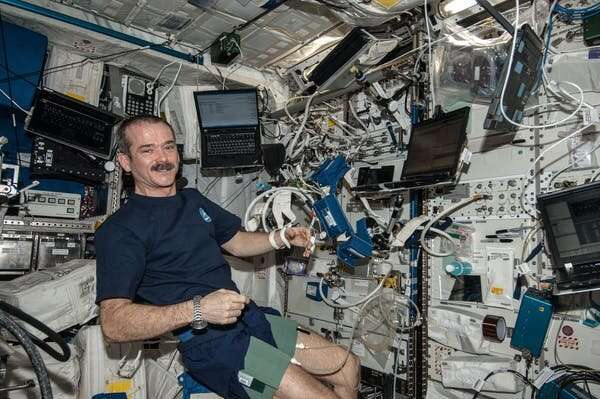From floating guts to 'sticky' blood – here's how to do surgery in space