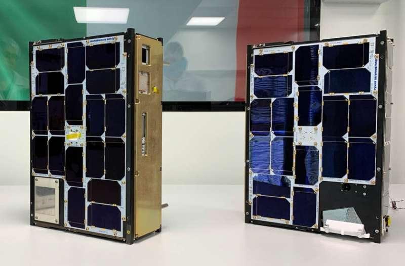 FSSCat/Ф-sat-1 ready for launch