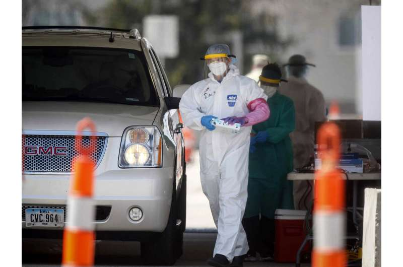 Global death toll tops 200,000 as some virus lockdowns eased