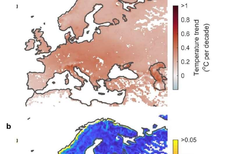 Global lake warming trend threatens freshwater species