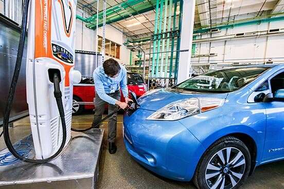 Grid coordination opens road for electric vehicle flexibility