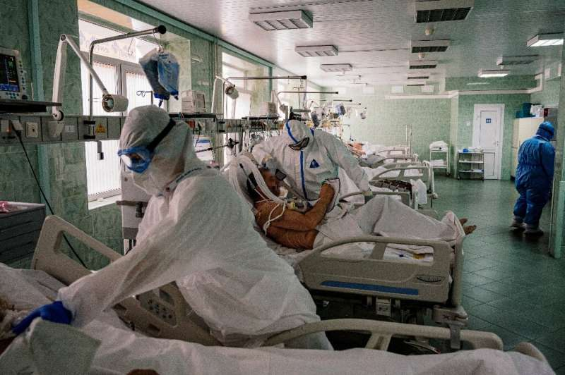 Health workers—from cleaning crews to doctors, in hospitals and nursing homes—have been hit hard by the pandemic