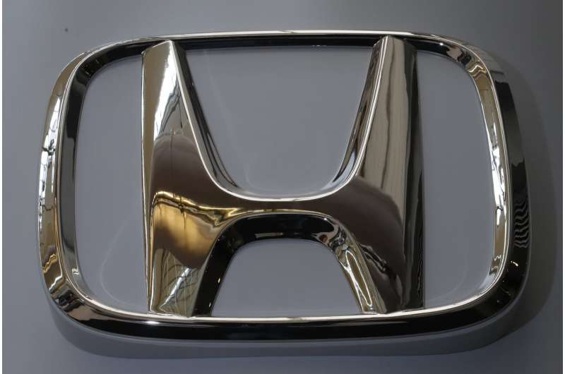 Honda recalls 1.4M US vehicles for software, other problems