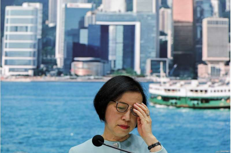 Hong Kong to add mystery illness to reportable diseases
