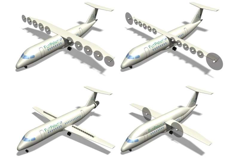 How hybrid electric and fuel aircraft could green air travel