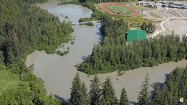 How Juneau, Alaska responds to yearly glacier floods