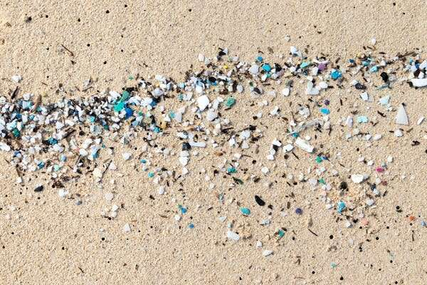 How your car sheds microplastics into the ocean thousands of miles away