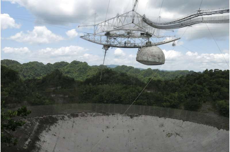 Huge Puerto Rico radio telescope to close in blow to science