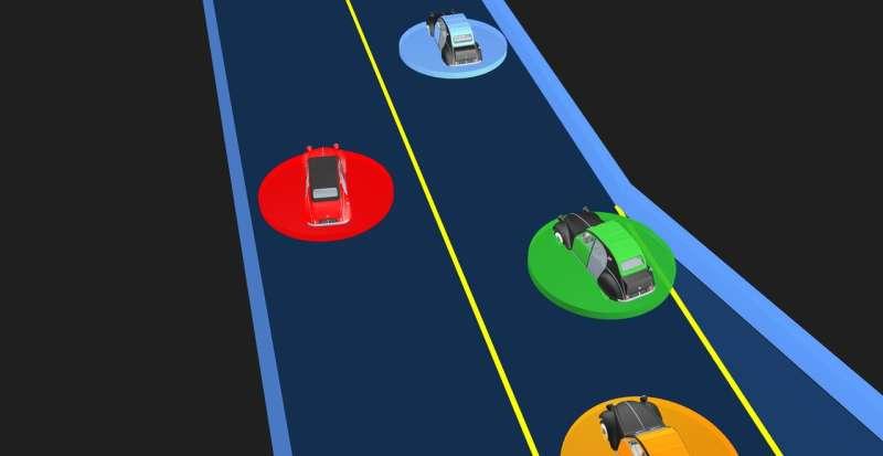 LUCIDGames: A technique to plan adaptive trajectories for autonomous vehicles