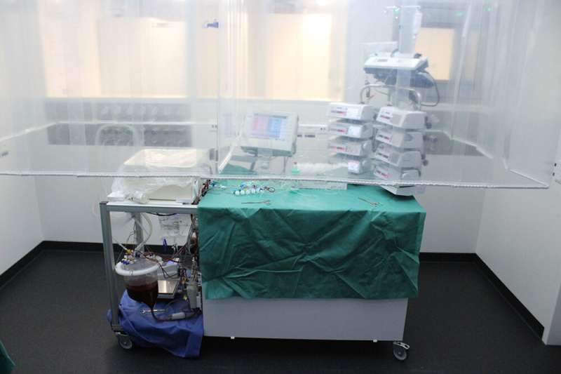 Machine keeps human livers alive for one week outside of the body