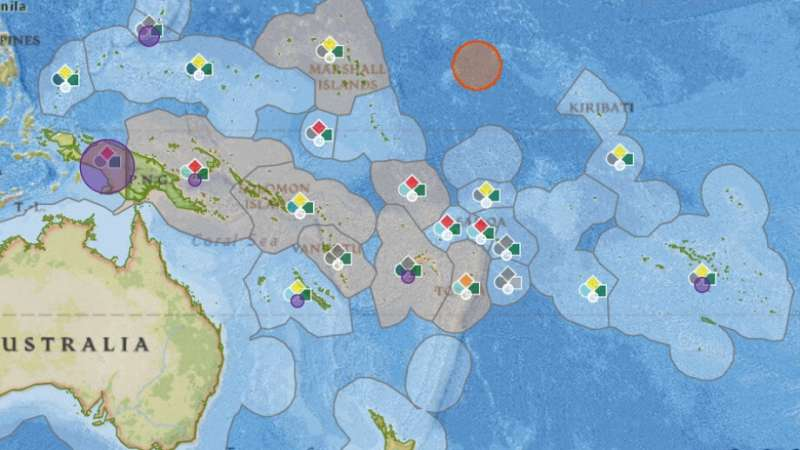Mapping the Pacific's COVID-19 success