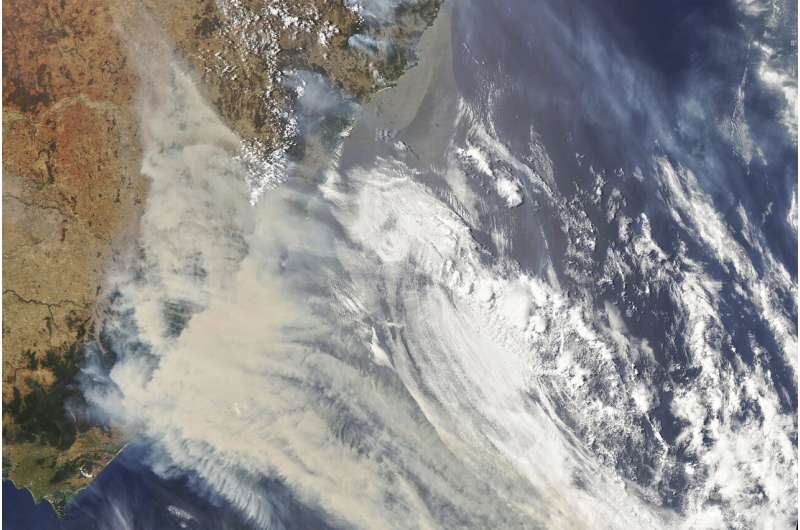 'Millions of sparks': Weather raises Australia's fire danger