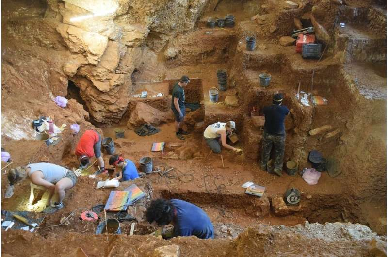 Modern humans reached westernmost Europe 5,000 years earlier than previously known