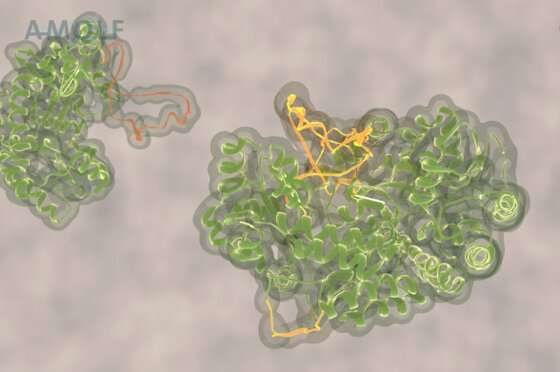 Molecular machine tears toxic protein clumps apart
