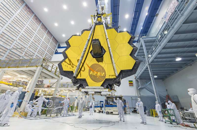 NASA's Hubble successor delayed again by virus, other issues