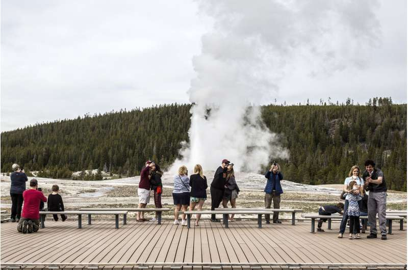 National parks hope visitors comply with virus measures