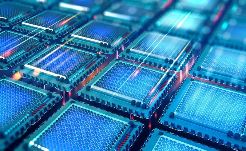 New electronic cooling technology to enable miniaturization of quantum computers