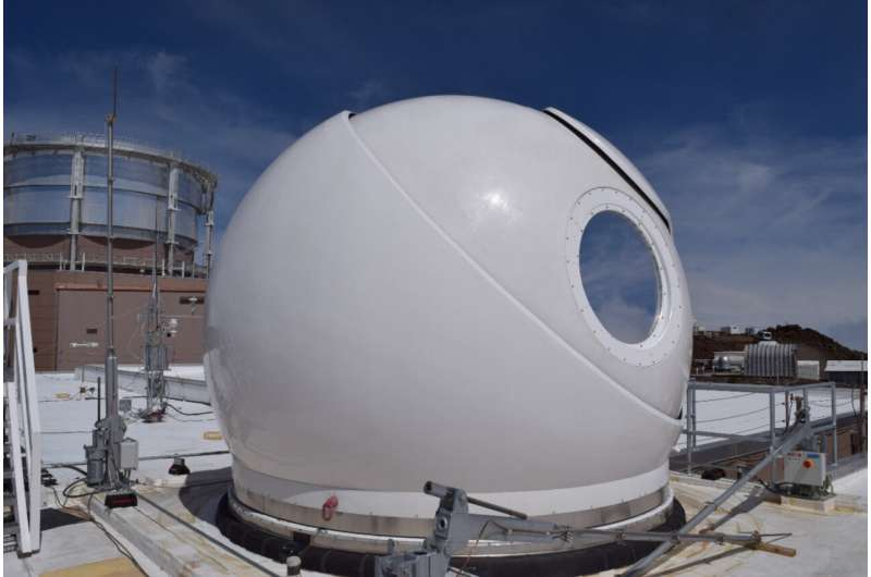 New ground station brings laser communications closer to reality