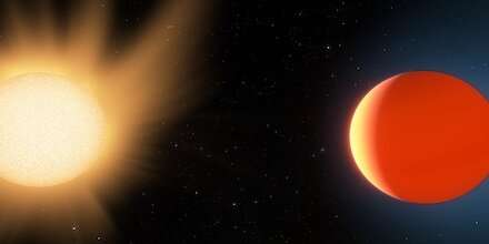 New study details atmosphere on 'hot Neptune' 260 light years away that 'shouldn't exist'