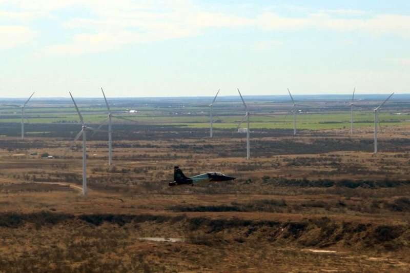 New web tool will facilitate military, wind energy industry collaboration