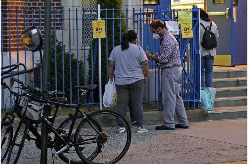 New York to impose new shutdowns in coronavirus hot spots