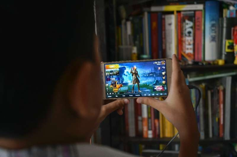 Online gaming has proved a welcome diversion for many people chafing at movement restrictions