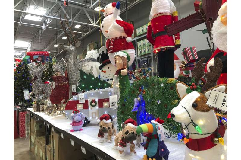 Pandemic pushes start of holiday shopping earlier than ever