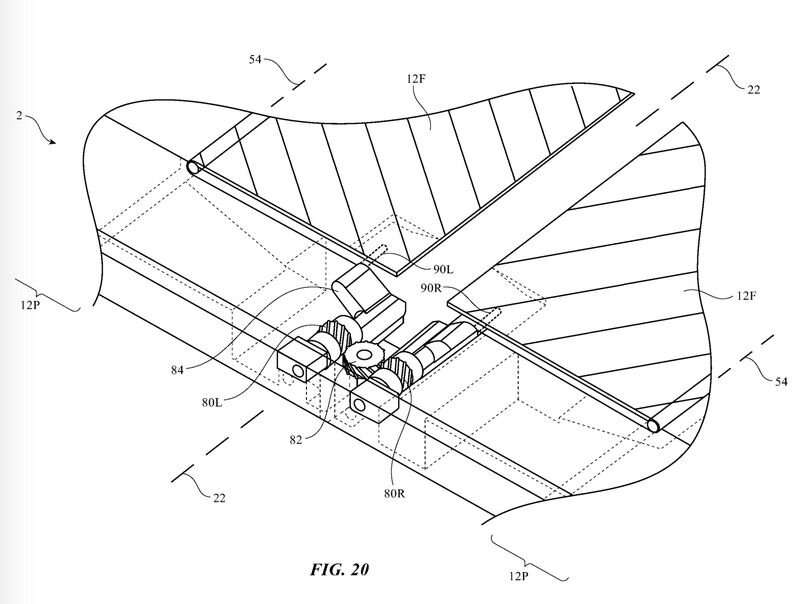 Patent talk: Apple crease-free foldable sparks hopes for fresh phone