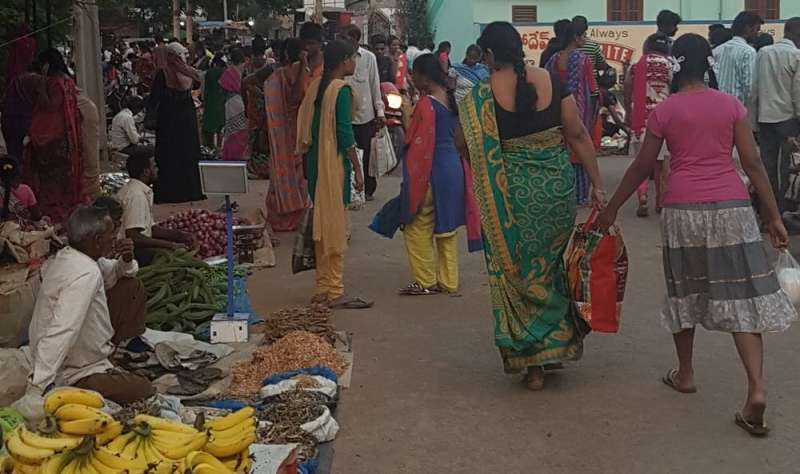 Pauses in the busy lives of migrant Indian women can make a big difference