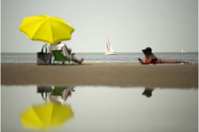 Report: European bathing water quality remains high
