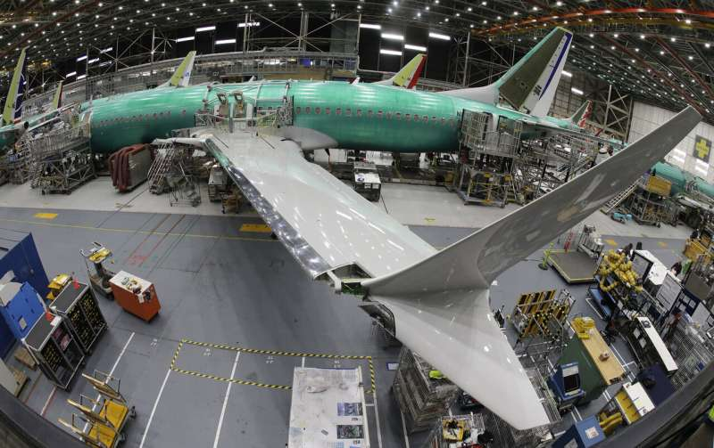 Report from Ethiopia expected this week in Boeing Max crash