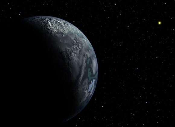 Rogue Earth-mass planet discovered freely floating in the Milky Way without a star
