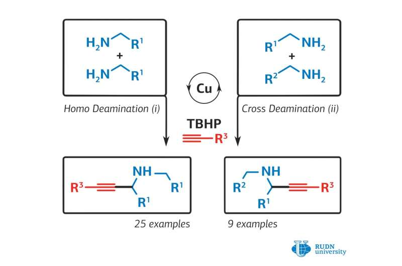 RUDN University chemist proposed new method for synthesizing precursors for Parkinson's drugs